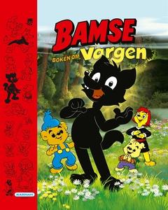 Bamse - Boken om Vargen (e-bok) av Jimmy Wallin