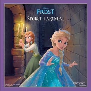 Frost - Spöket i Arendal, Lätt att läsa (ljudbo