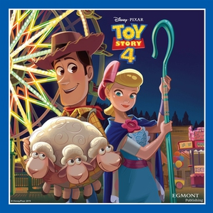 Toy Story 4 - Lätt att läsa (ljudbok) av Disney