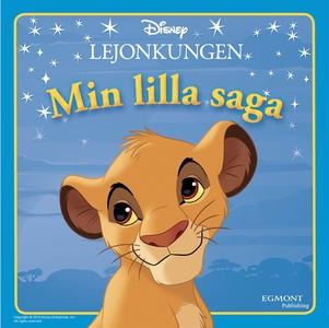 Min lilla saga - Lejonkungen (ljudbok) av Disne