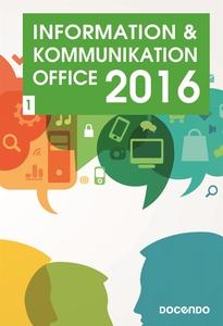 Information och kommunikation 1, Office 2016 (e