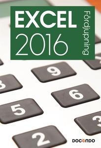 Excel 2016 Fördjupning (e-bok) av Eva Ansell