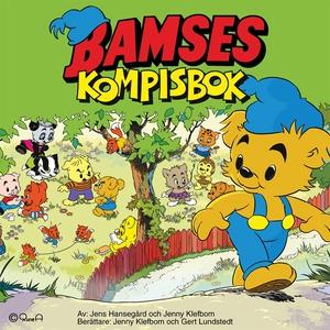 Bamses kompisbok (ljudbok) av Jens Hansegård, J