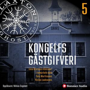 Kongelfs gästgifveri (ljudbok) av Lena Brorsson