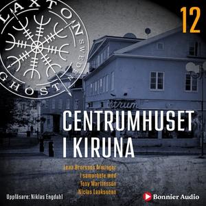 Centrumhuset i Kiruna (ljudbok) av Lena Brorsso