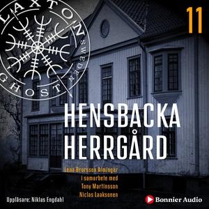 Hensbacka herrgård (ljudbok) av Lena Brorsson-A