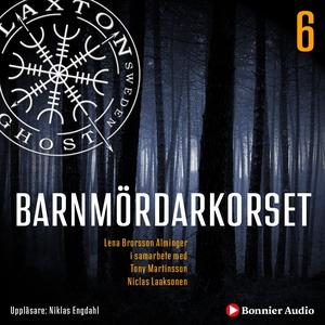 Barnmördarkorset (ljudbok) av Lena Brorsson-Alm