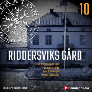 Riddersviks gård (ljudbok) av Lena Brorsson-Alm