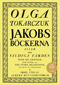 Jakobsböckerna (e-bok) av Olga Tokarczuk