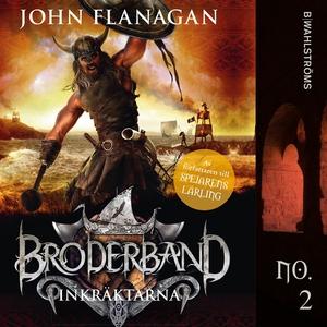 Inkräktarna (ljudbok) av John Flanagan