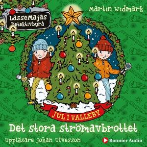 Jul i Valleby. Det stora strömavbrottet (ljudbo