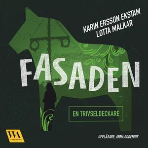 Fasaden (ljudbok) av Karin Ersson Ekstam, Lotta