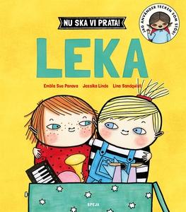 Nu ska vi prata! Leka (e-bok) av Embla Sue Pano