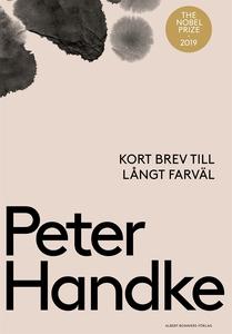 Kort brev till långt farväl (e-bok) av Peter Ha