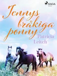 Jennys bråkiga ponny (e-bok) av Patricia Leitch