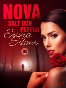 Nova 3: Salt och peppar (e-bok) av Emma Silver