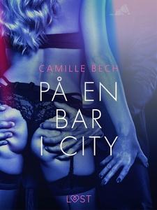 På en bar i city - erotisk novell (e-bok) av Ca