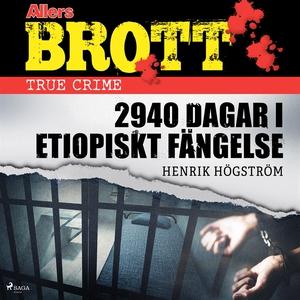 2940 dagar i etiopiskt fängelse (ljudbok) av He