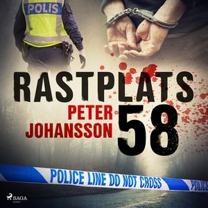 Rastplats 58 (ljudbok) av Peter Johansson