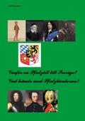 Varför en Pfalzätt till Sverige?: Vad hände med Pfalzländerna?