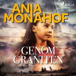 Genom graniten (ljudbok) av Anita Monahof