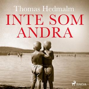 Inte som andra (ljudbok) av Thomas Hedmalm