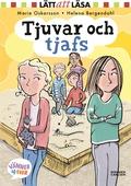 Tjuvar och tjafs : Vänner 4ever del 5