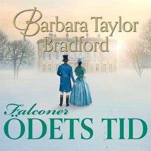 Ödets tid (ljudbok) av Barbara Taylor Bradford