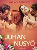 Juhannusyö - eroottinen novelli
