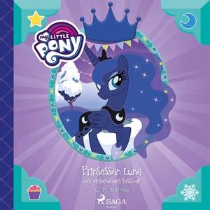 Prinsessan Luna och Vintermånens festival (ljud