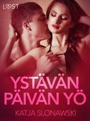 Ystävänpäivän yö - eroottinen novelli