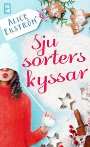 Sju sorters kyssar (e-bok) av Alice Ekström