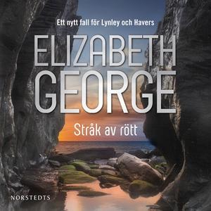 Stråk av rött (ljudbok) av Elizabeth George