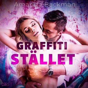 Graffitistället - erotisk novell (ljudbok) av A