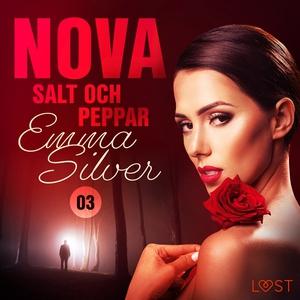 Nova 3: Salt och peppar (ljudbok) av Emma Silve