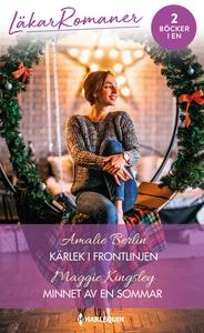 Kärlek i frontlinjen/Minnet av en sommar (e-bok