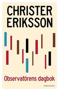 Observatörens dagbok (e-bok) av Christer Erikss