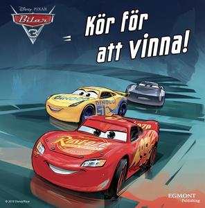 Bilar 3 Lätt att läsa (e-bok) av Disney