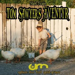 Tom Sawyers äventyr (ljudbok) av Mark Twain