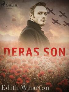 Deras son (e-bok) av Edith Wharton