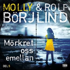 Mörkret oss emellan - 5 (ljudbok) av Rolf Börjl