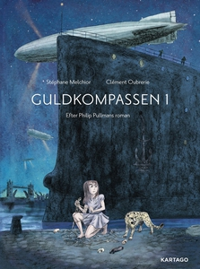 Guldkompassen 1 (e-bok) av Stéphane Melchior