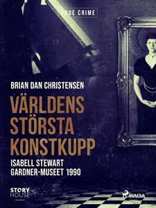 Världens största konstkupp (e-bok) av Brian Dan