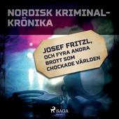 Josef Fritzl, och fyra andra brott som chockade världen