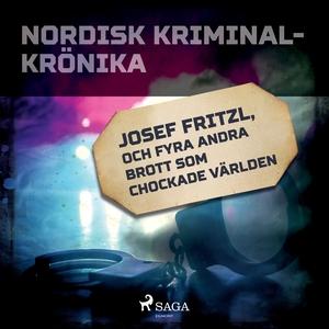 Josef Fritzl, och fyra andra brott som chockade