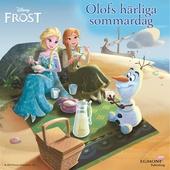 Frost - Olofs härliga sommardag Lätt att läsa