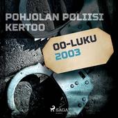 Pohjolan poliisi kertoo 2003
