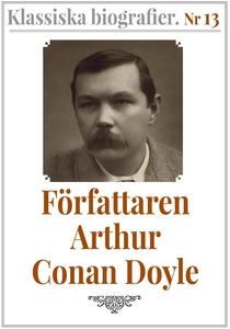 Klassiska biografier 13: Författaren Arthur Con