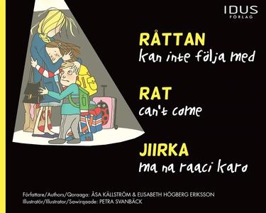 Råttan kan inte följa med / Rat can't come / Ji