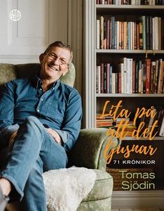 Lita på att det ljusnar (ljudbok) av Tomas Sjöd
